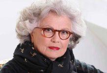 Roberta Petrelluzzi, conduttrice di Un Giorno in Pretura