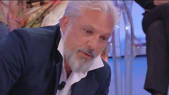 Rocco abbandona Uomini e Donne