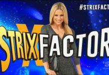 striscia la notizia michelle hunziker | strixfactor