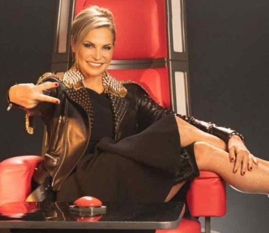 Simona Ventura a The Voice 2019