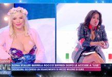 Aida Nizar parla di masturbazione a Live - Non è la D'Urso