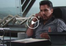 L'attore Don Diamont è Bill Spencer nella soap opera Beautiful