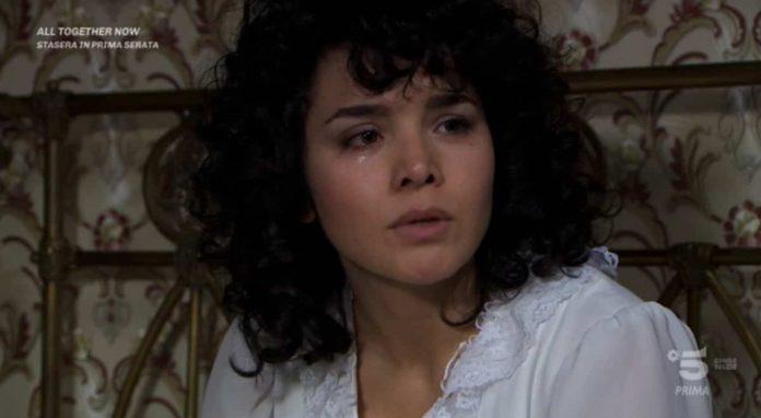 L'attrice Elena Gonzales è Blanca Dicenta nella soap opera Una Vita