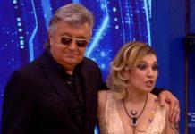 Bobby Solo e la figlia Veronica Satti ospiti nella finale di Grande Fratello 2019