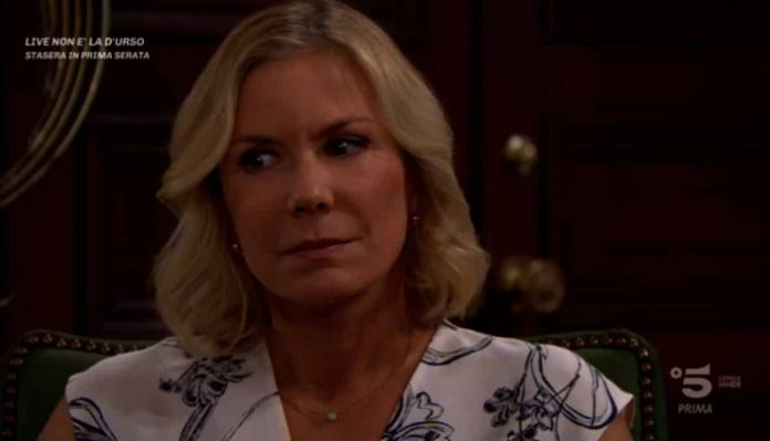 Katherine Kelly Lang è Brooke Logan in Beautiful