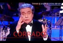 Corrado Mantoni conduttore de La Corrida su Canale 5