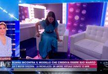 """Eliana Michelazzo in lacrime a Live - Non è la D'Urso dopo l'incontro in ascensore col """"finto marito"""""""