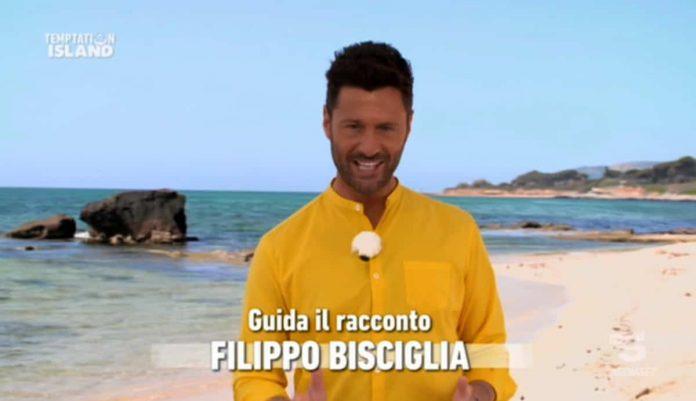 Filippo Bisciglia è il presentatore di Temptation Island