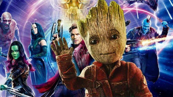 FILM Guardiani della Galassia