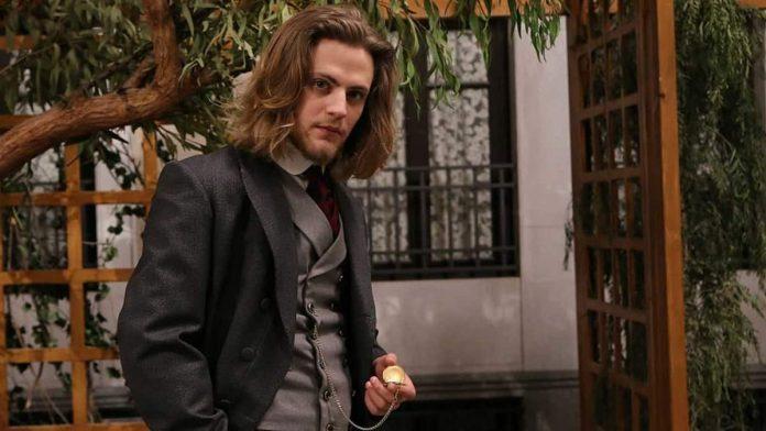 L'attore Jaime di acacias 38 - Una Vita