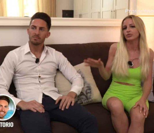Vittorio e Katia partecipano a Temptation Island 2019