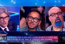 L'ex fidanzato di Pamela Prati Luigi Oliva intervistato a Live - Non è la D'Urso