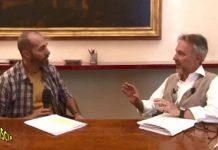 Max Laudadio intervista Ferdinando Salzano a Striscia la notizia