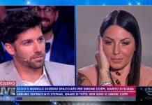 Stephan Weiler e Eliana Michelazzo a Live - Non è la D'Urso