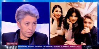 Pamela Perricciolo ospite a Live - Non è la D'Urso mercoledì 5 giugno 2019