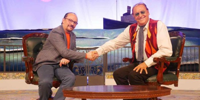 L'arte do sole con Renzo Arbore