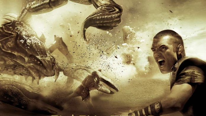 scontro tra titani film