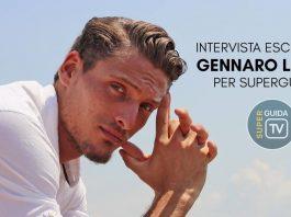 L'ex concorrente del GF Gennaro Lillio