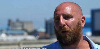 L'ex calciatore Jonathan Bachini racconta cosa fa oggi nel programma di Rete 4, Quelli della Luna
