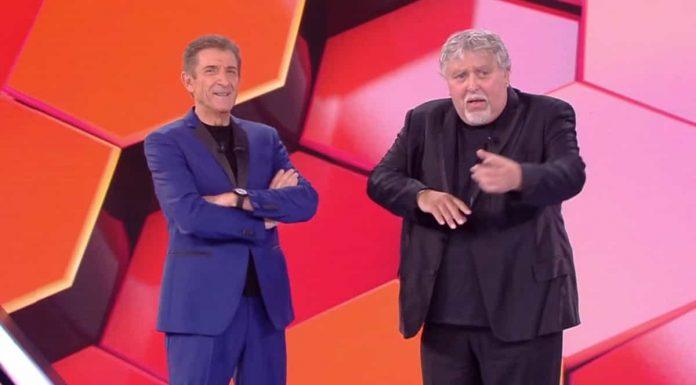 Maurizio Mattioli ospite nella quinta puntata de La sai l'ultima 2019