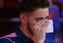 Nicolò Scalfi eliminato nella puntata di Caduta Libera di sabato 6 luglio 2019