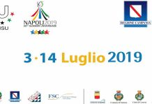 Universiade Napoli 2019 su Rai2