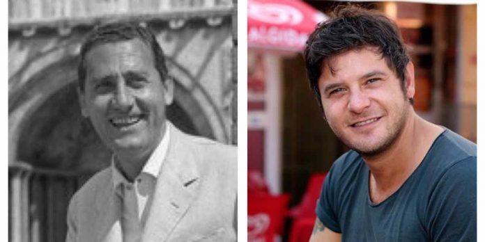 Alberto Sordi, Edoardo Pesce nella serie Rai