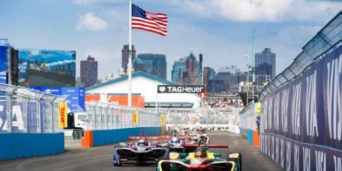E Prix 2019 New York, Italia 1
