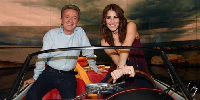 Pupo e Diana Del Bufalo conducono Un'estate fa su Rai2