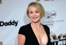 Sharon Stone racconta la malattia