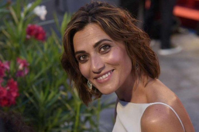 L'attrice Anna Foglietta