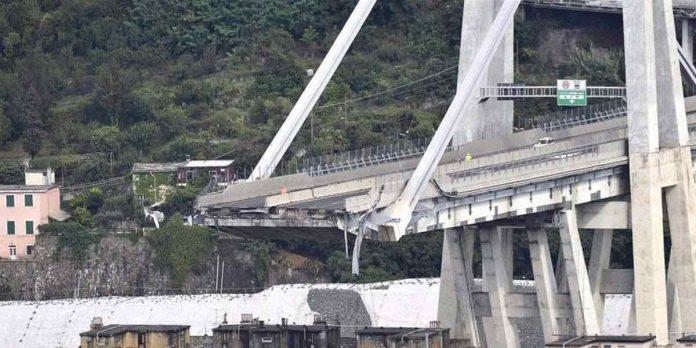 Crollo ponte Morandi Genova programmazione Rai