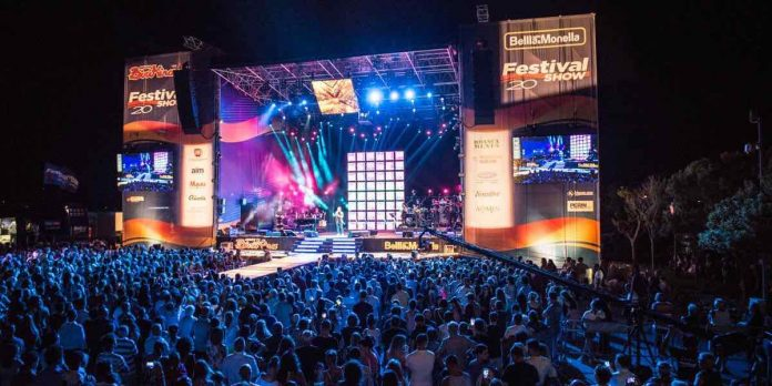 Festival Show 2019 su Real Time
