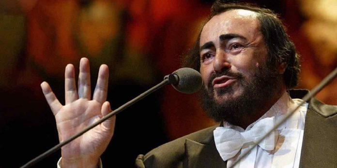 Luciano Pavarotti Techetechetè Superstar