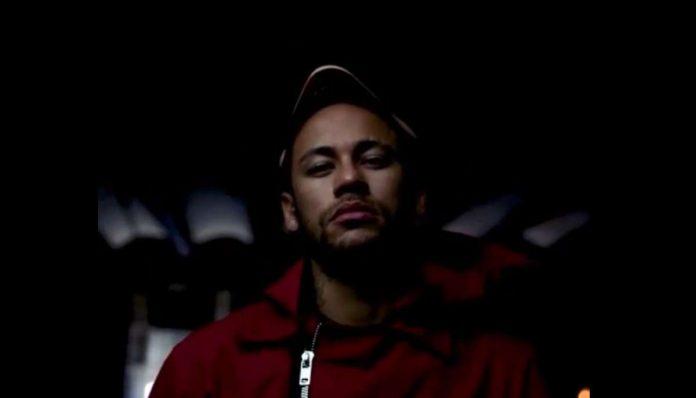 Neymar Casa di carta 3