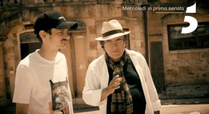Albano protagonista del docu-film E' la mia vita