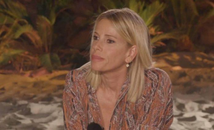 Alessia Marcuzzi conduce la prima puntata di Temptation Island Vip 2019, in onda stasera su Canale 5 dalle ore 21.30 circa