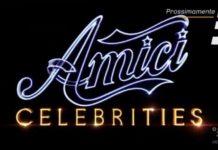 Il primo promo Mediaset del nuovo programma di Canale 5 Amici Celebrities