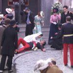 La morte di Arturo in Una Vita