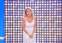 Barbara D'Urso debutta a Pomeriggio 5 e si emoziona