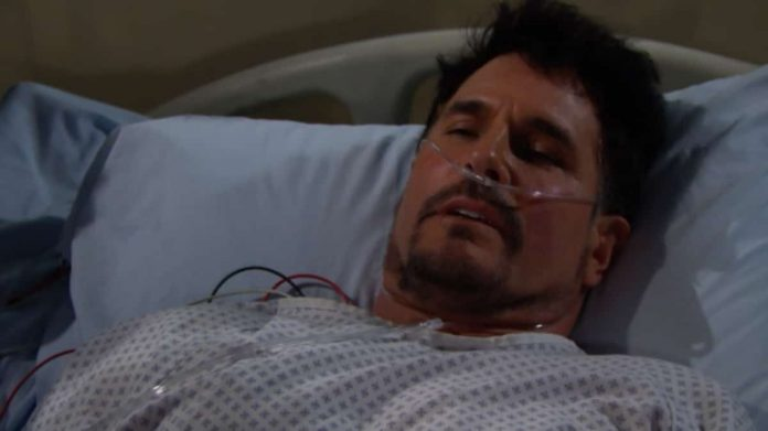 Bill Spencer si risveglia in ospedale