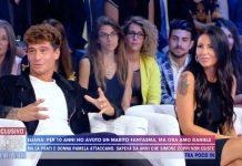 Daniele Bartolomeo e Eliana Michelazzo insieme a Live - Non è la D'Urso
