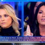 Francesca Barra contro Eliana Michelazzo a Live - Non è la D'Urso