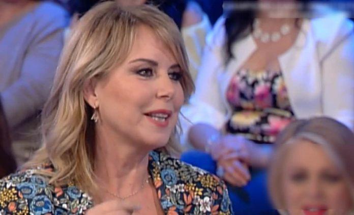 L'ex conduttrice tv di Verdetto Finale in Rai, Monica Leofreddi