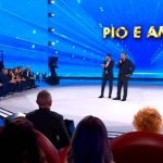 Pio e Amedeo ospiti ad Amici Celebrities