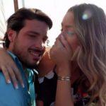 Simone Bonaccorsi piange a Temptation Island Vip 2019