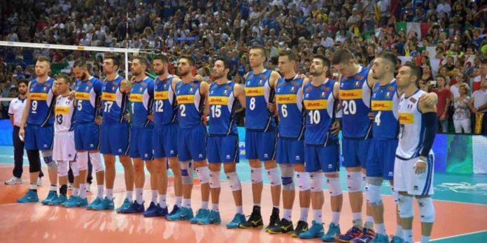 Campionati Europei Pallavolo Maschile su Rai2