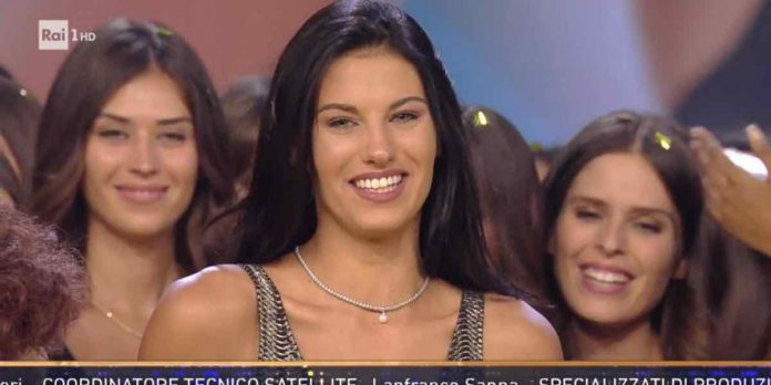 Carolina Stramare vincitrice Miss Italia 2019