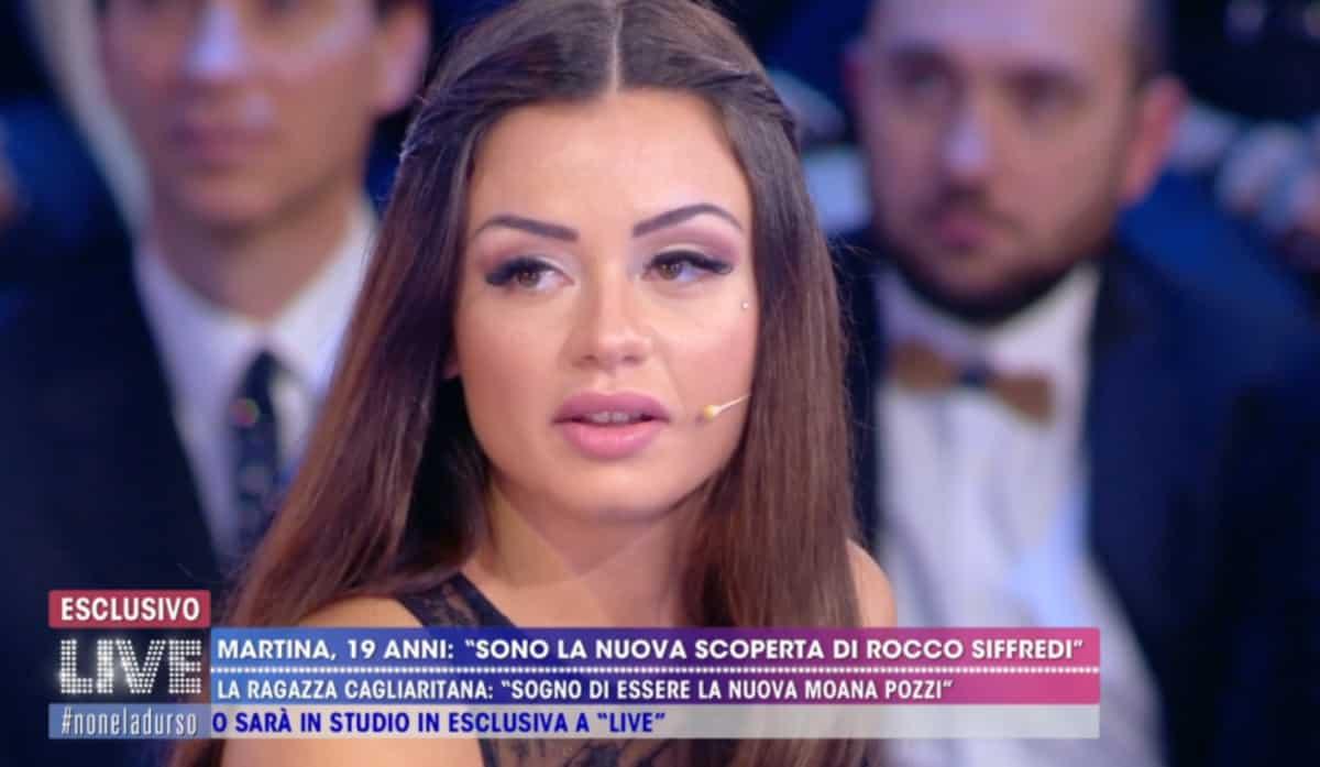 Martina Smeraldi, a Live – Non è la D'Urso la nuova scoperta di ...