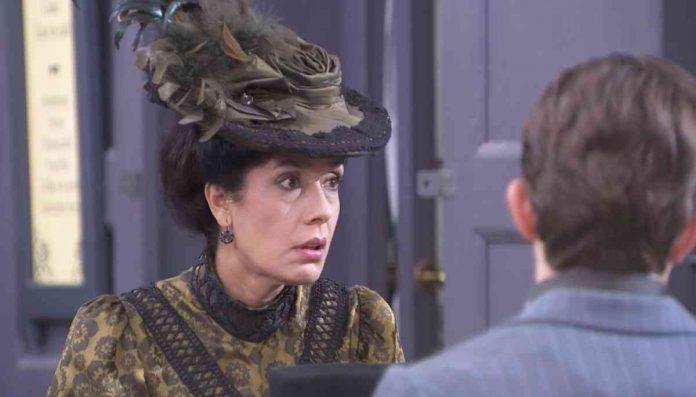 L'attrice Sandra Marchena è Rosina nella soap opera Una Vita